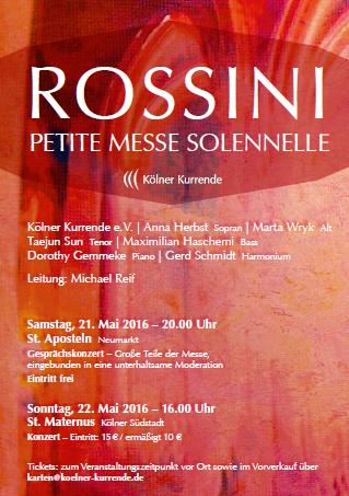 Flyer Rossini